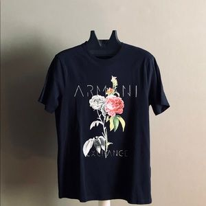 ARMANI EXCHANGE MENS TEE SHIRT